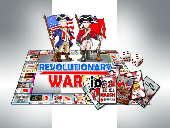 Revolutionary War-opoly screenshot 4