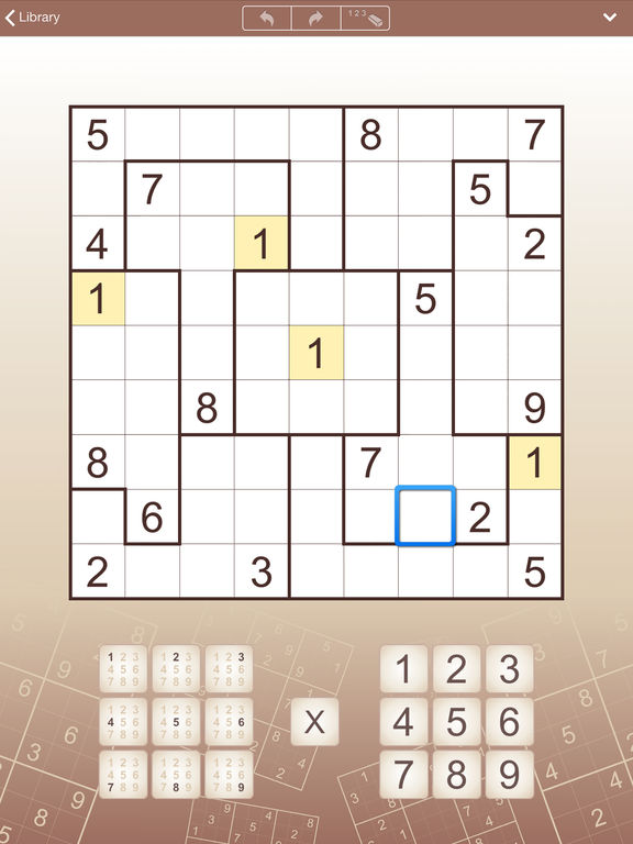 Скачать игру Conceptis Sudoku