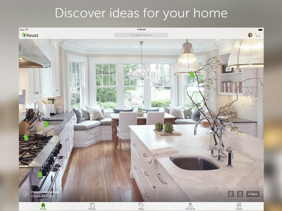 best interior design apps for iPad