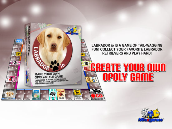 Labrador-opoly screenshot 3
