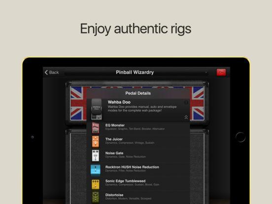 AmpKit iPad Screenshot 3