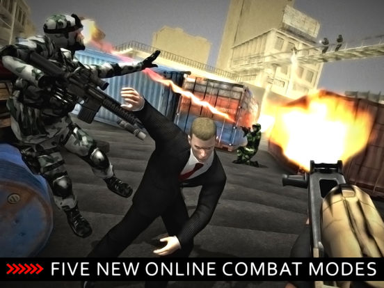Call Of Battlefield Online FPS на iPad