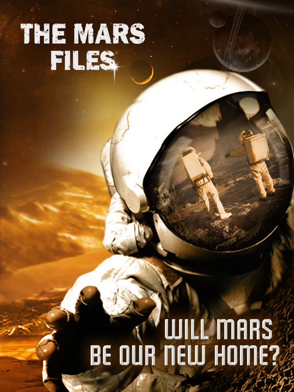 The Mars Files: Survival Game на iPad