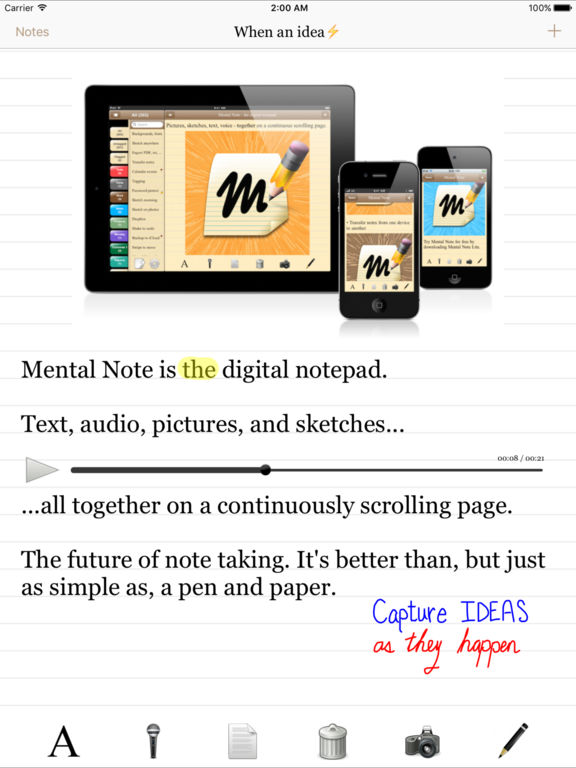 Best handwriting recognition apps (OCR) by far.