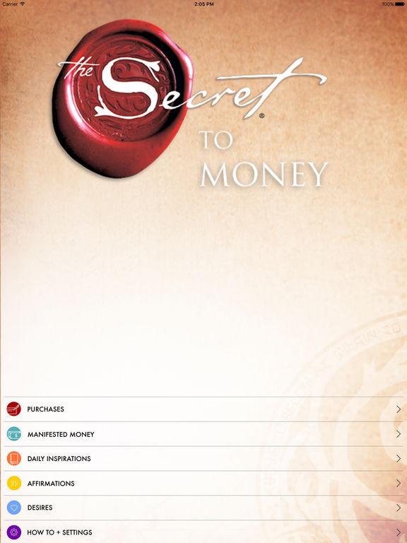 The Secret To Money screenshot 6