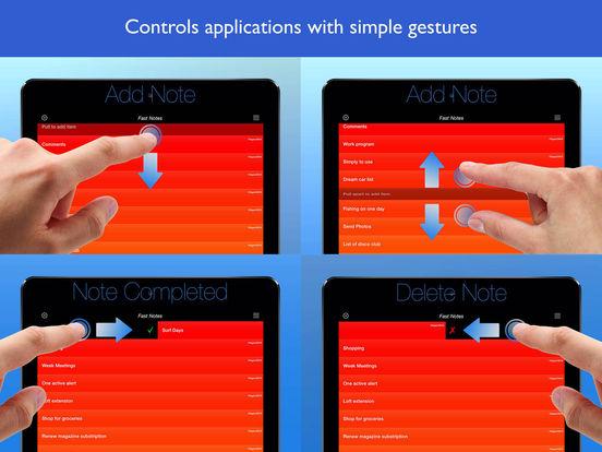 Fast Notes Pro Screenshots