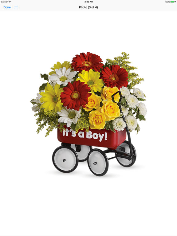 App Shopper Birthday Flowers for Kids Bouquets Stickers Pack
