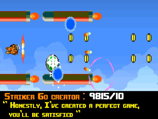 Striker GO screenshot 9