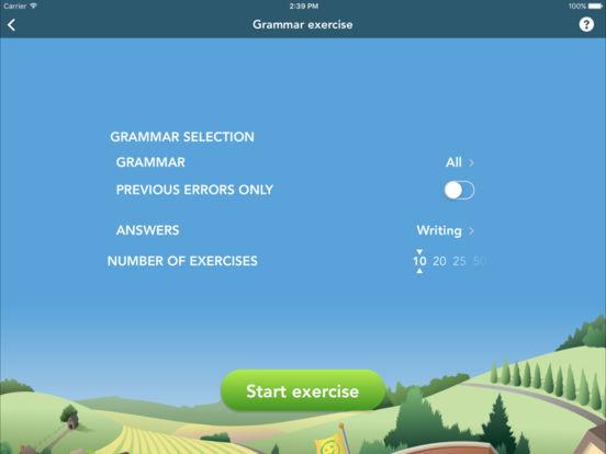 Portuguese Class iPad Screenshot 4
