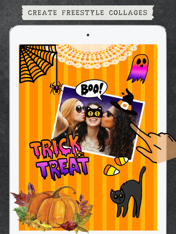 Pic Collage - Photo Editor & Card Templates screenshot