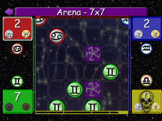 Cosmic Chaos Saga Ad Free screenshot 5