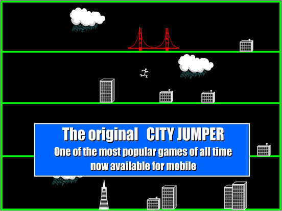 City Jumper iPad Screenshot 1