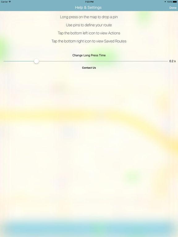 Map My Run - Check Distances Easily Screenshots