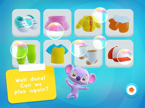 My First Words - Early english spelling and puzzle game with flash cards for preschool babies by Play Toddlers Screenshots