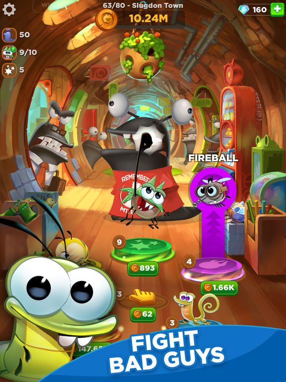 Best Fiends Forever Screenshots