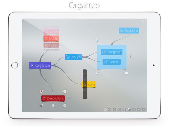 Zen.Bonsai - Mindmap   Planner   Task Manager screenshot