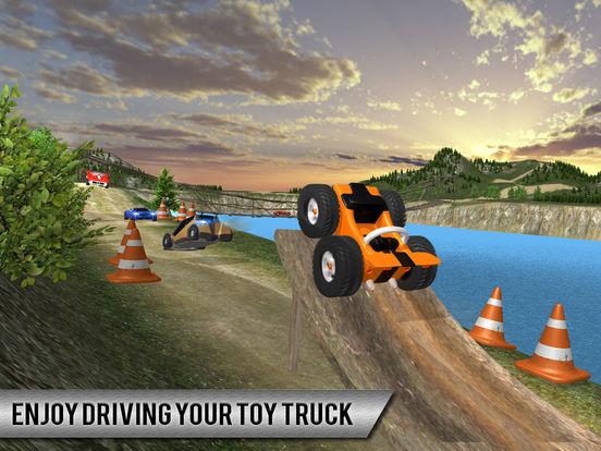 Offroad Truck Rally Driving на iPad