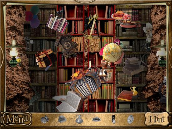 Alice in Wonderland: Hidden Objects Lite iPad Screenshot 4