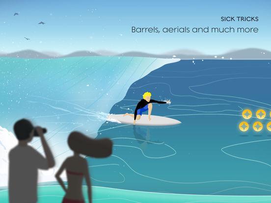Go Surf. Скрин 3