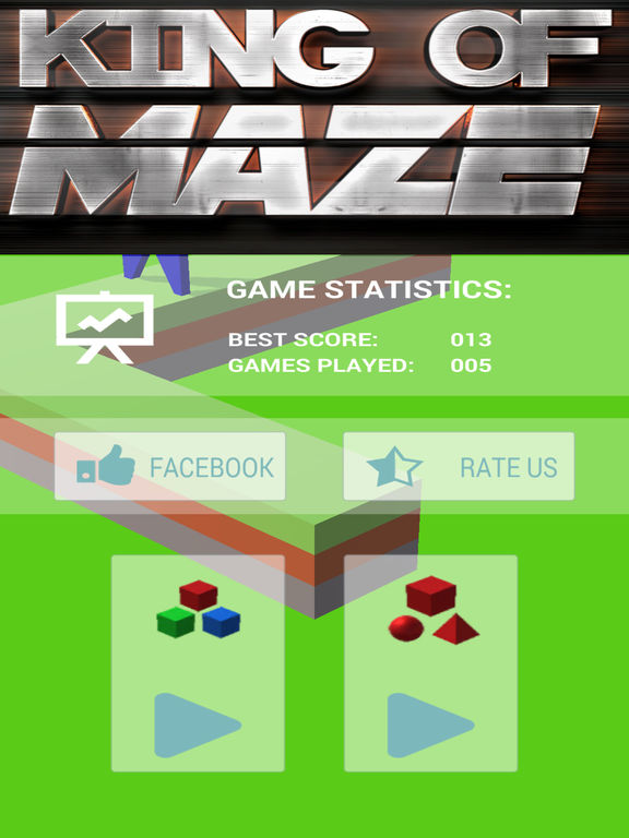 App Shopper: King of maze (Games)