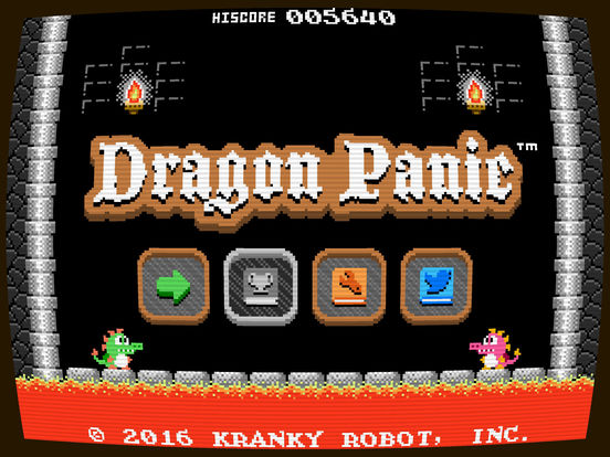 Dragon Panic iPad Screenshot 2