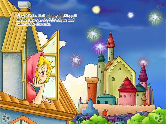 iBigToy Interactive Book-Cinderella HD iPad Screenshot 4