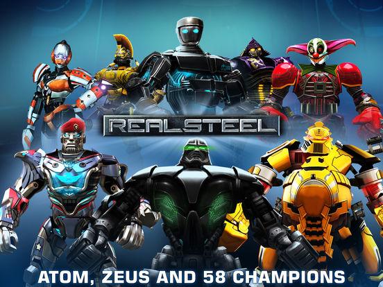 Screenshot #1 for Real Steel