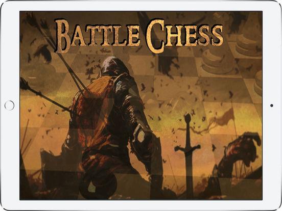 Battle Chess 3D iPad Screenshot 1