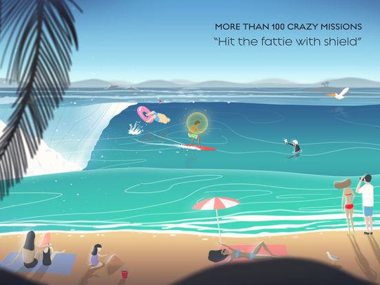 Go Surf. Скрин 1