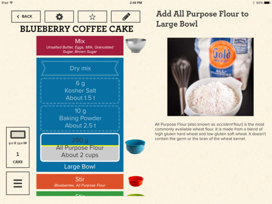 Baking an art or a science introducing the perfect bake for Perfect kitchen pro smart scale