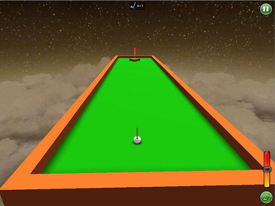 3D Mini Golf HD iPad Screenshot 1