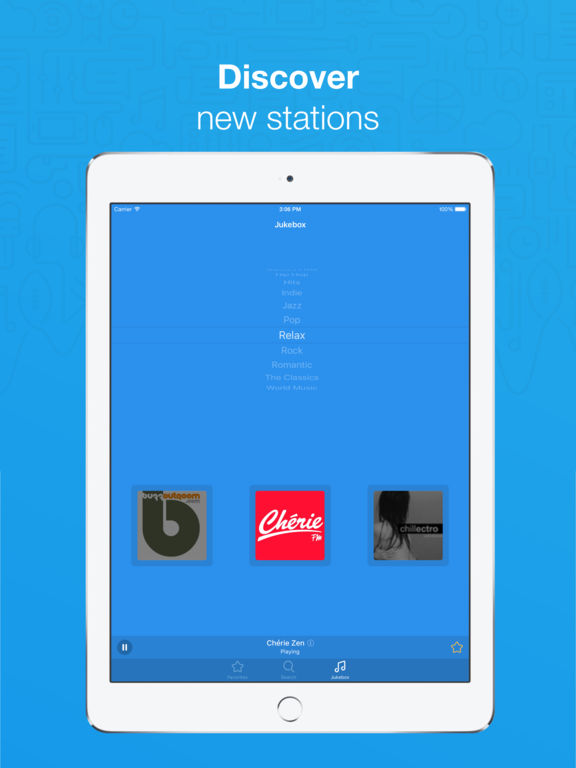 Simple Radio - Live AM & FM Radio Stations screenshot