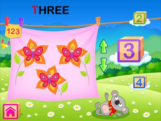 123 Kids Fun Games - Lite iPad Screenshot 2