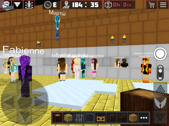 PlanetCraft Screenshots