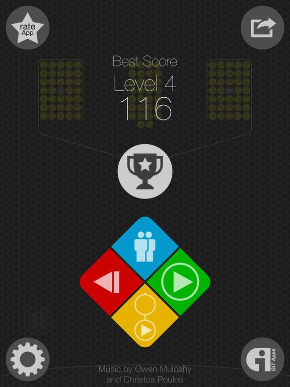 Screenshots of 100 Balls for iPad