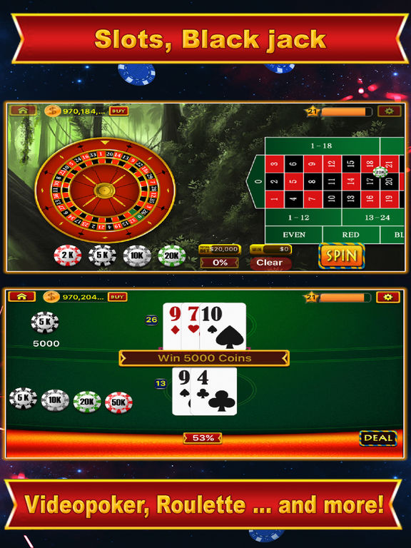 lucky ace poker app