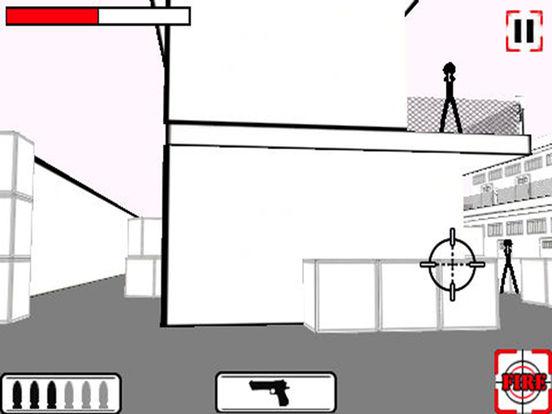 Doodle Shooter iPad Screenshot 2