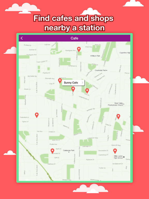 Paris City Maps - Discover PAR with Metro & Bus Screenshots
