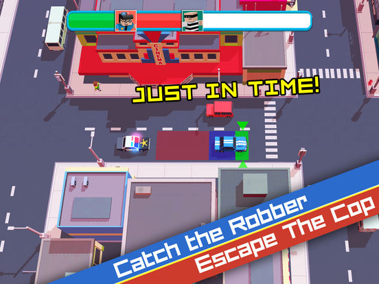 High Speed Police Chase! screenshot 6