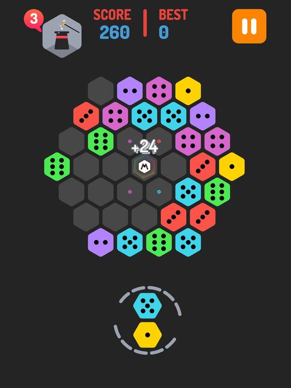 Merge Hexa Puzzle - Merged Block & Sudoku Questscreeshot 1