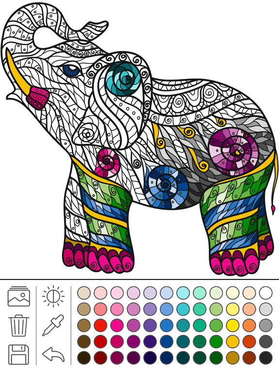 App Shopper Mindfulness Coloring