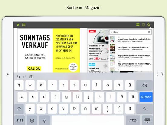 Barni-Post iPad Screenshot 5