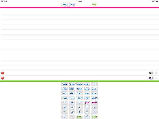 STACK999 iPad Screenshot 1
