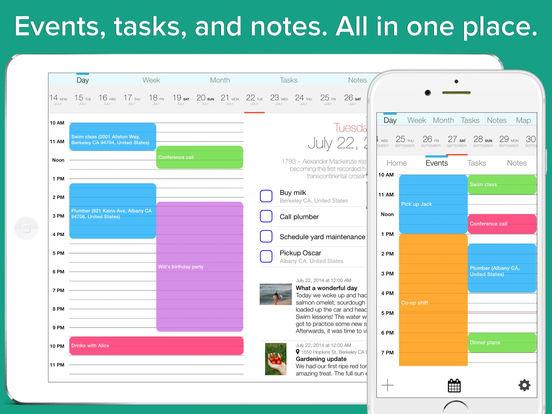 daily scheduler app