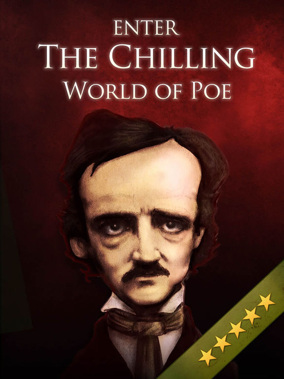 Screenshot #1 for iPoe 1 - Edgar Allan Poe Immersive Stories