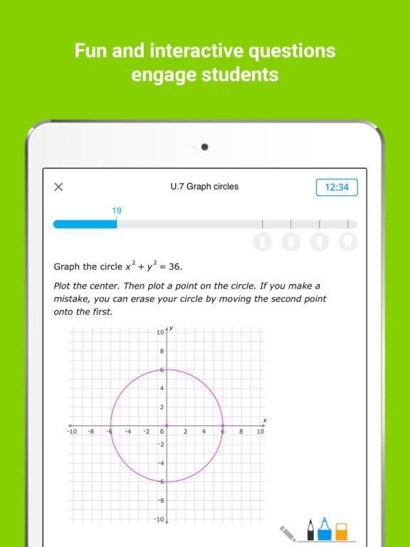 Math Apps - IXL