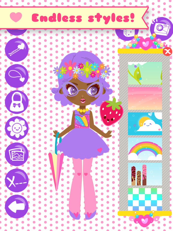 App Shopper Lil 39 Cuties Dress Up Free Game For Girls Street Fashion Style Games