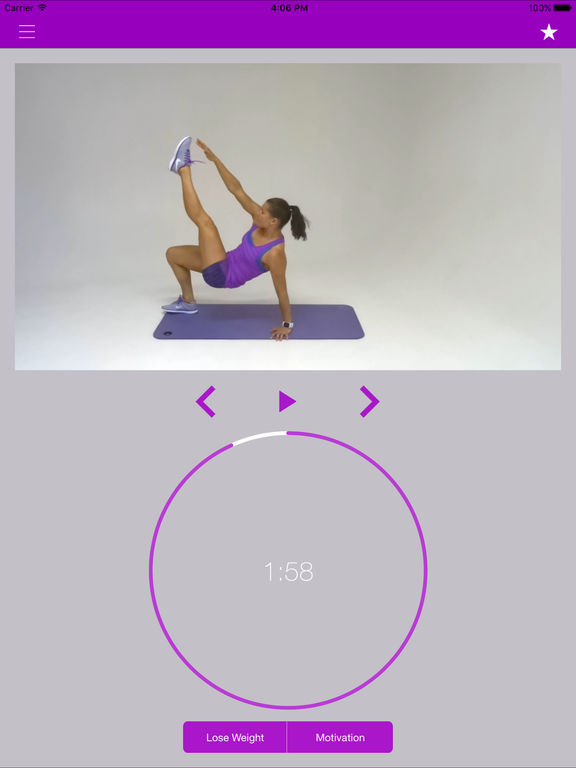Legs Belly & Buttock Exercises and Workout Routine Screenshots
