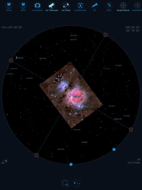 Starmap2 screenshot