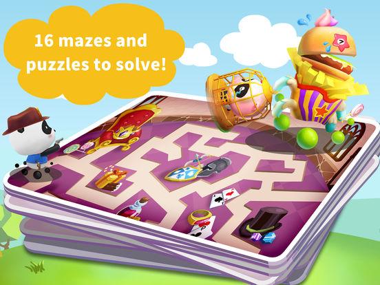 Labyrinth Town—BabyBus iPad Screenshot 3